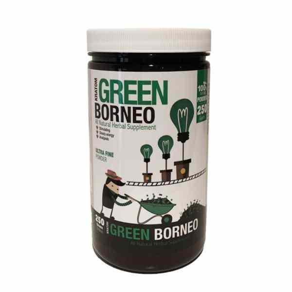 Bumble Bee Kratom Powder - Green Borneo