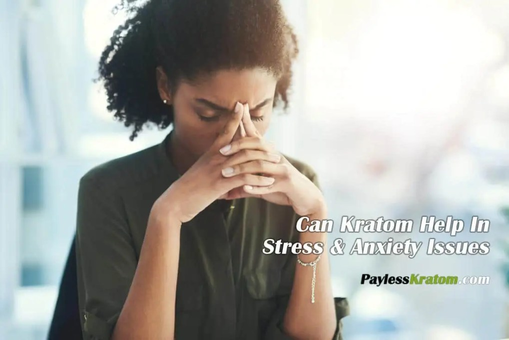 Kratom for stress