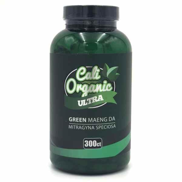 cali organic green maeng da kratom