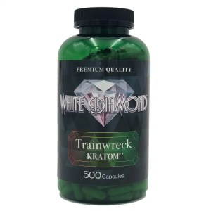 white diamond trainwreck kratom