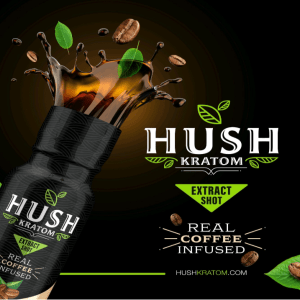 Hush Kratom Liquid Shot