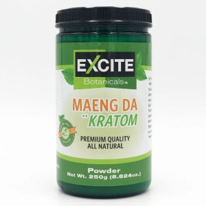 excite kratom maeng da powder