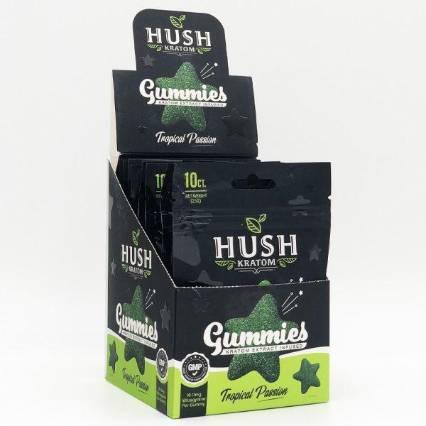 hush gummies pack