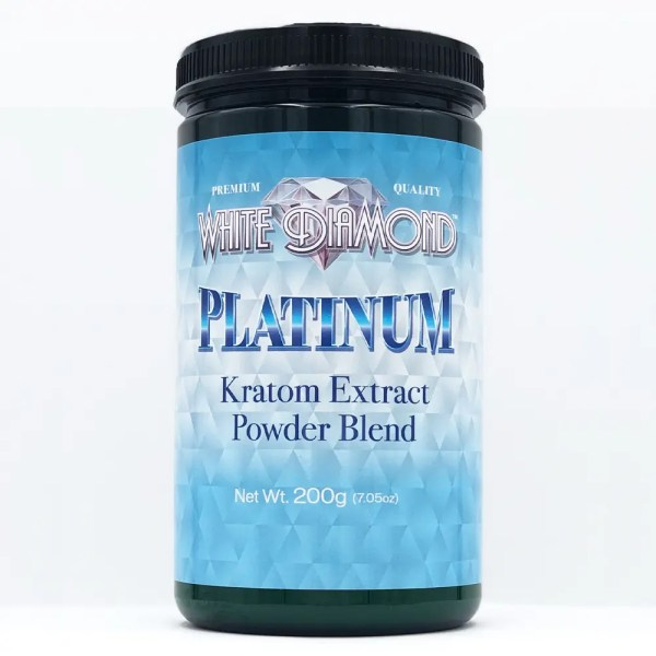 white diamond platinum extract blend