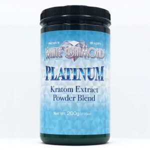 white diamond platinum extract blend