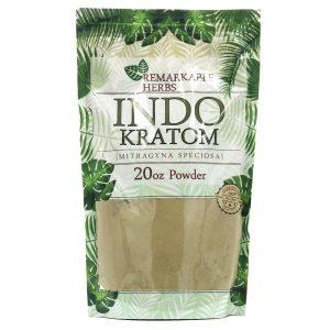 remarkable herbs green vein indo kratom