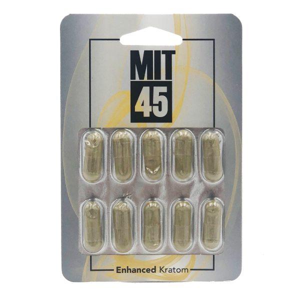 MIT45 Silver 10