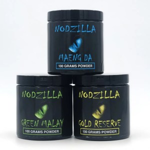 Nodzilla Kratom Powder