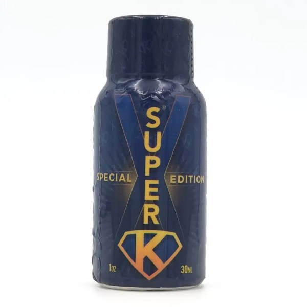 super k special edition kratom shot