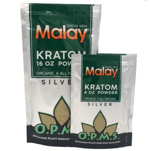 opms malay kratom powder