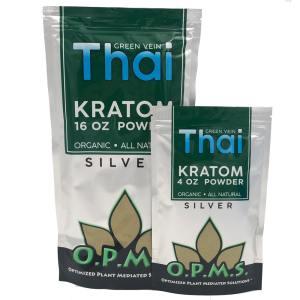 OPMS Thai Kratom Powder
