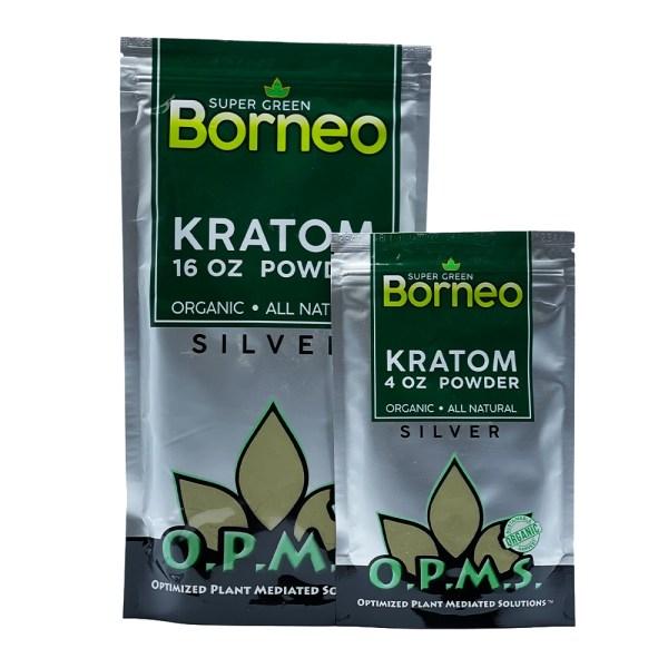 OPMS Super Green Borneo Kratom