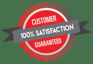 Customer Satisfaction Badge