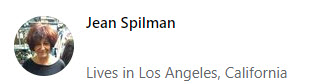 Testimonial of Jean Spilman