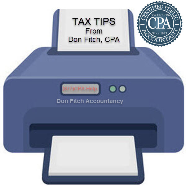 Tax Tip 2021-01 – February 1 is the deadline for employers to issue and file W-2 & 1099-Misc & 1099-Nec