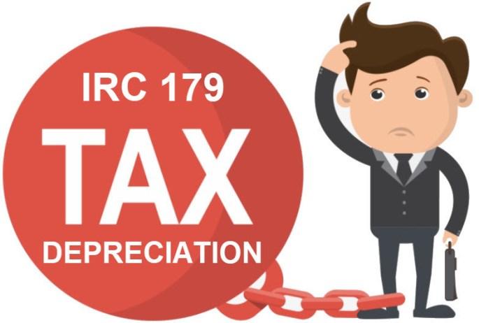 IRC 179 Depreciation Expensing