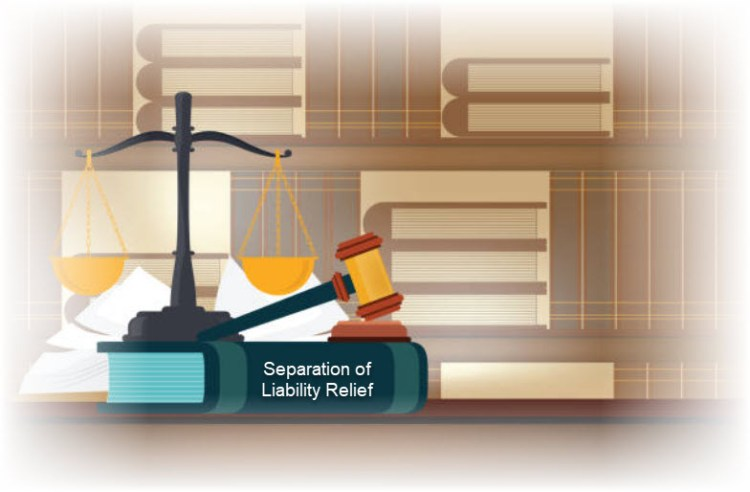 Separation of Liability Relief