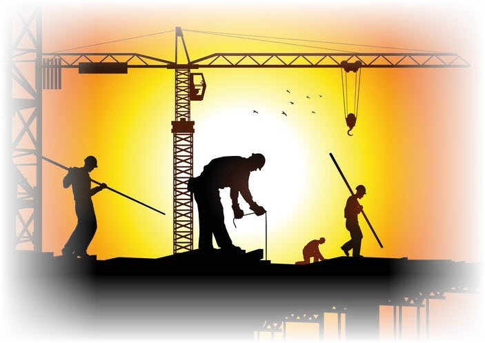 Home Construction Worker