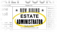 Responsibilities as Executor or Administrator