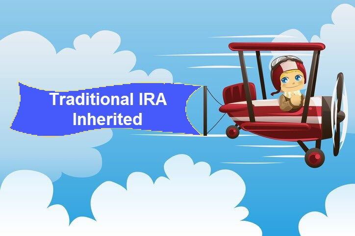 Traditional IRA Inherited from a Person Other than a Spouse