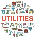 Business-Expenses-for-Heat,-Lights,-Power,-Telephone-Service,-and-Water-and-Sewerage-are-Deductible