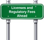 Licenses and Regulatory Fees