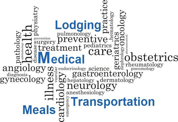 Deducting Medical Related Transportation, Meals, and Lodging
