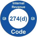 Internal Revenue Code 274(d)