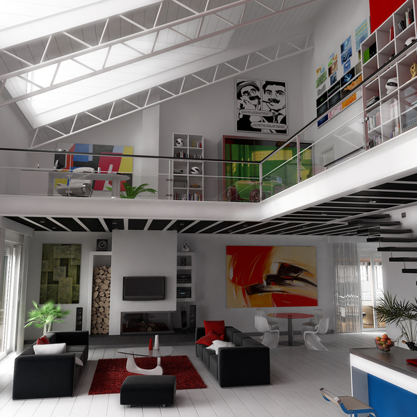 Duplex Lauan Showcase Of Marcos Campuzano Industrial