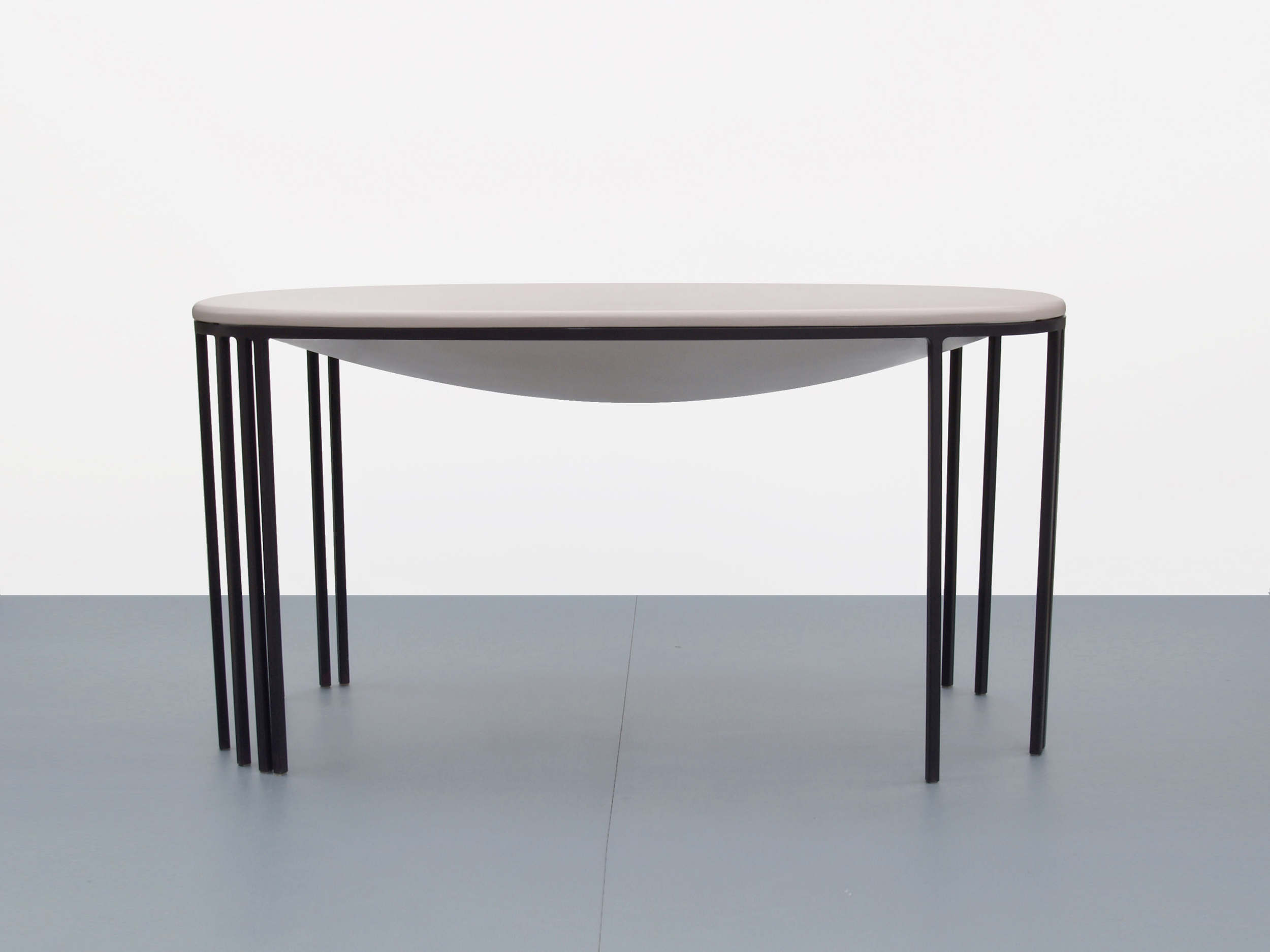 i believe that these tactile qualities add to the design of the table and the way we interact with the object