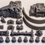 Trex 3d Printed Rc Tank Design 3d Print Flaviomac