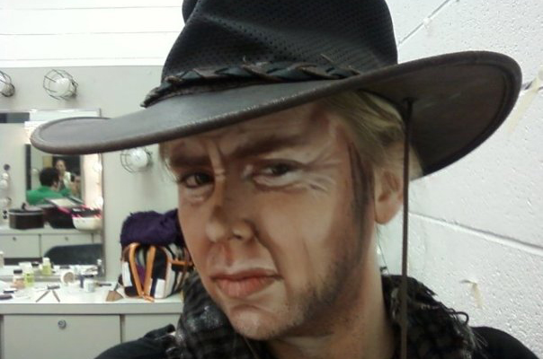 Clint Eastwood Sarah McGinty Hair Make Up And More