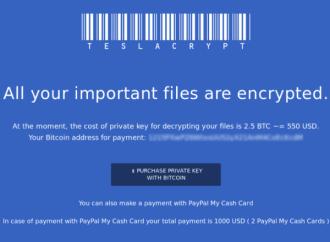 Ransomware od podstaw – część 9, informowanie użytkownika o infekcji