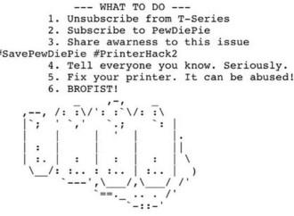 Podstawy bezpieczeństwa drukarek