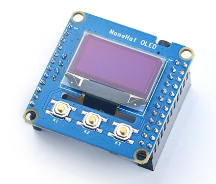 NanoHat OLED