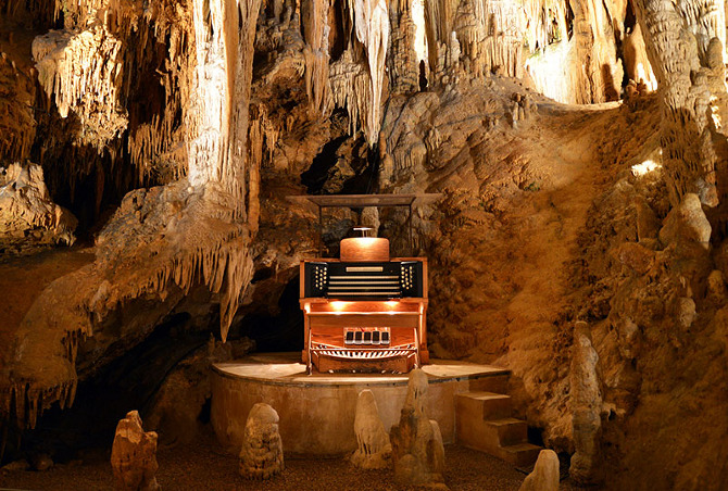 Image result for luray caverns organ