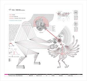The Diagram Queen  50 Watts