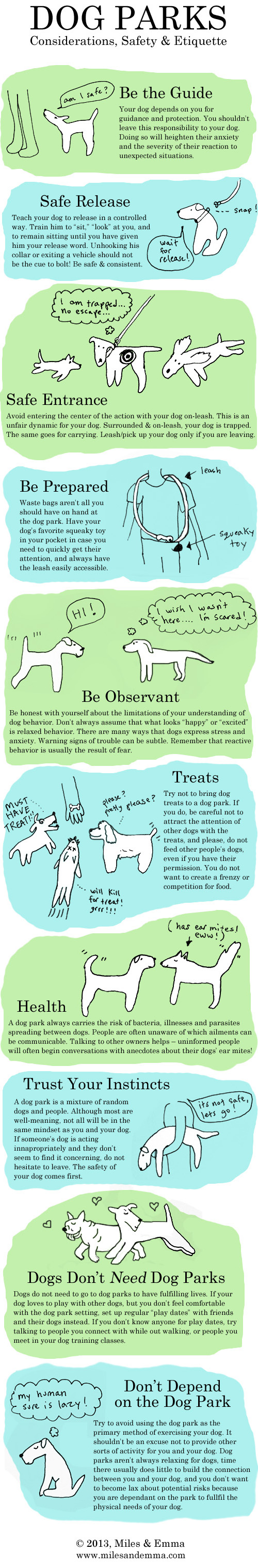 Dog Parks: Considerations, Safety & Etiquette