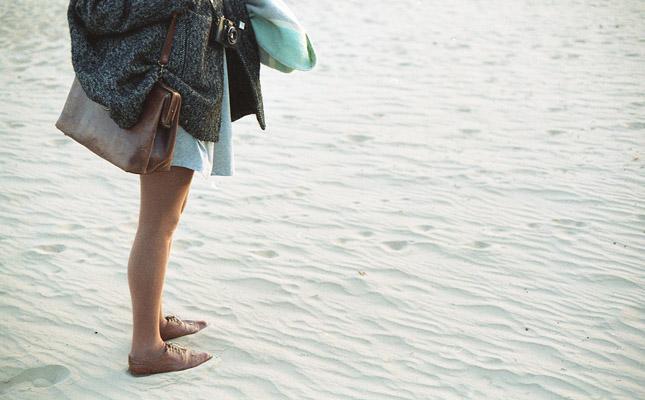 beach wanders