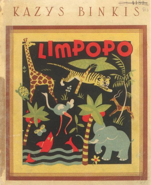 Lithuanian illustrations (c. 1947–1972) (3/6)