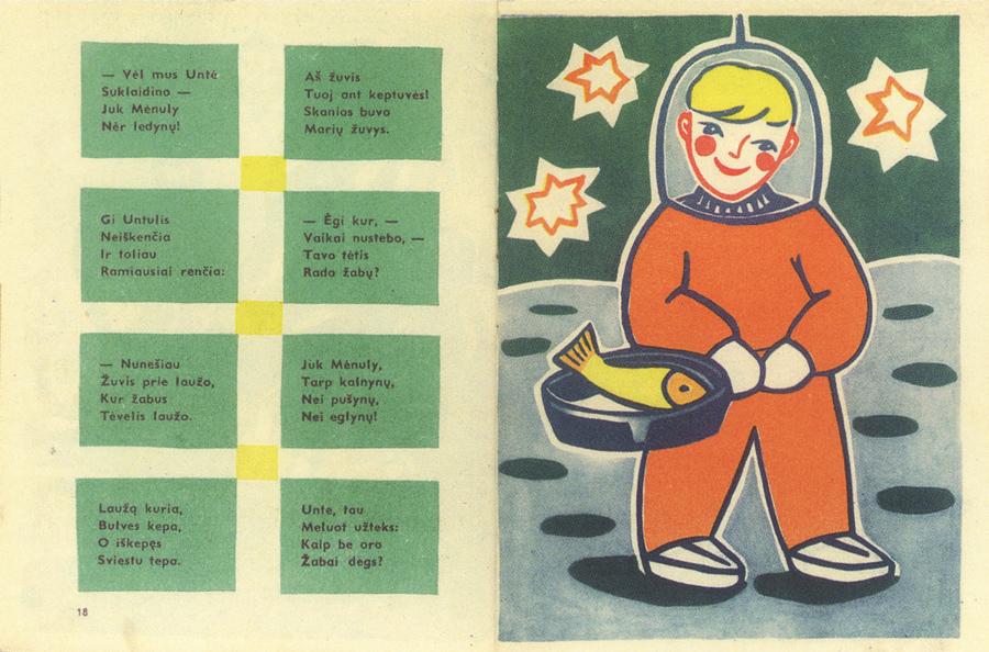 Lithuanian illustrations (c. 1947–1972) (6/6)