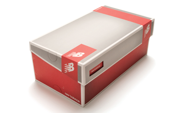 NEW BALANCE SHOE PACKAGING Meenal Patel