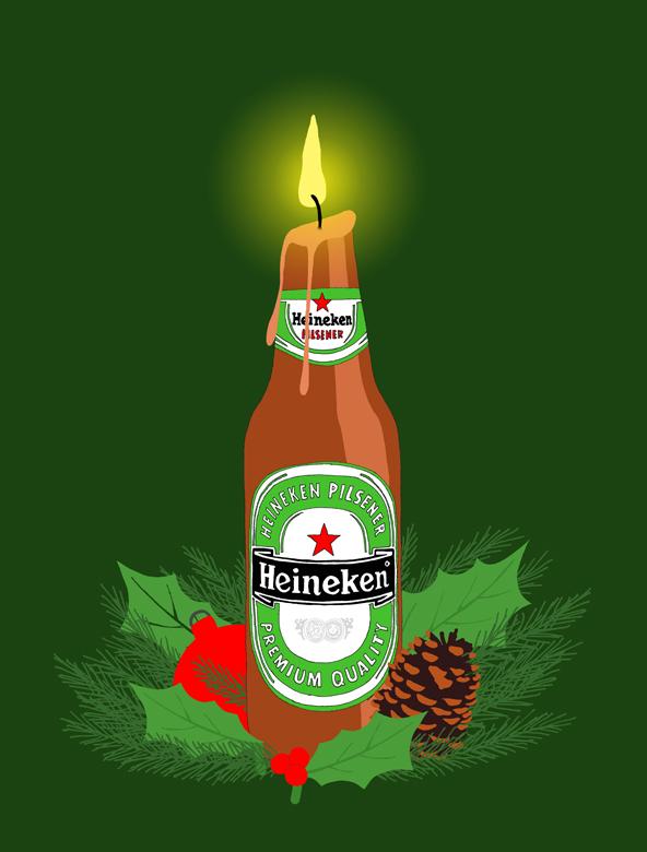 Heineken Rafaella Wang