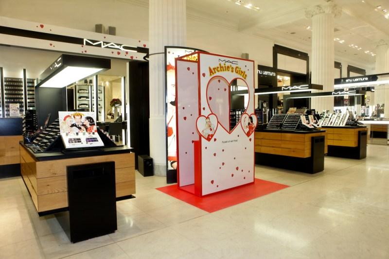 02cbd1ff0114b Mac Cosmetics Selfridges London Contact Number Makeupview Co