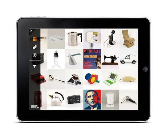 6 Collection App by Design Museum in thisispaper.com
