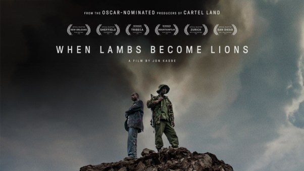 Image result for when lambs become lions gif