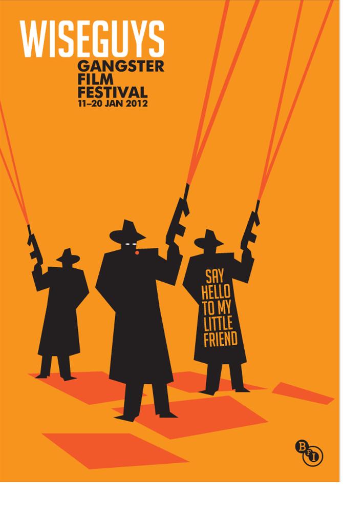 BFI FILM FESTIVAL Poster Michael Sackey