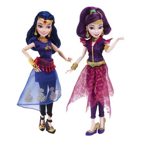 HasbroDisney Descendants Dolls Ninamaydesignsstudio