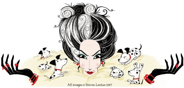 Image result for the hundred and one dalmatians steve lenton