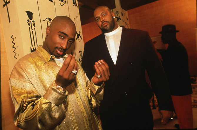 Image result for suge knight tupac
